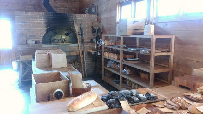 生瀬ヒュッテのの店内写真