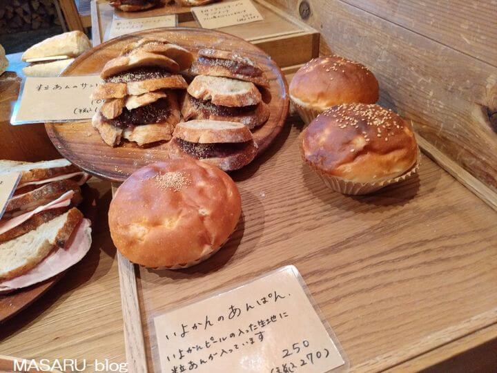 いよかんのパン