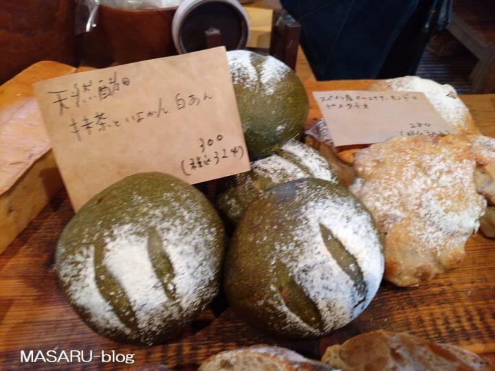 生瀬ヒュッテの今月のパン