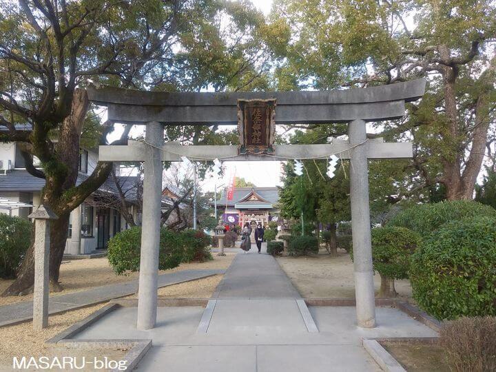 佐奈部神社